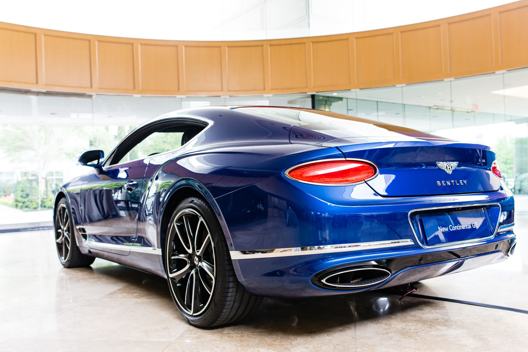 New 2019 Bentley Continental Gt From Bentley Houston Bentley Motor Car Bugatti