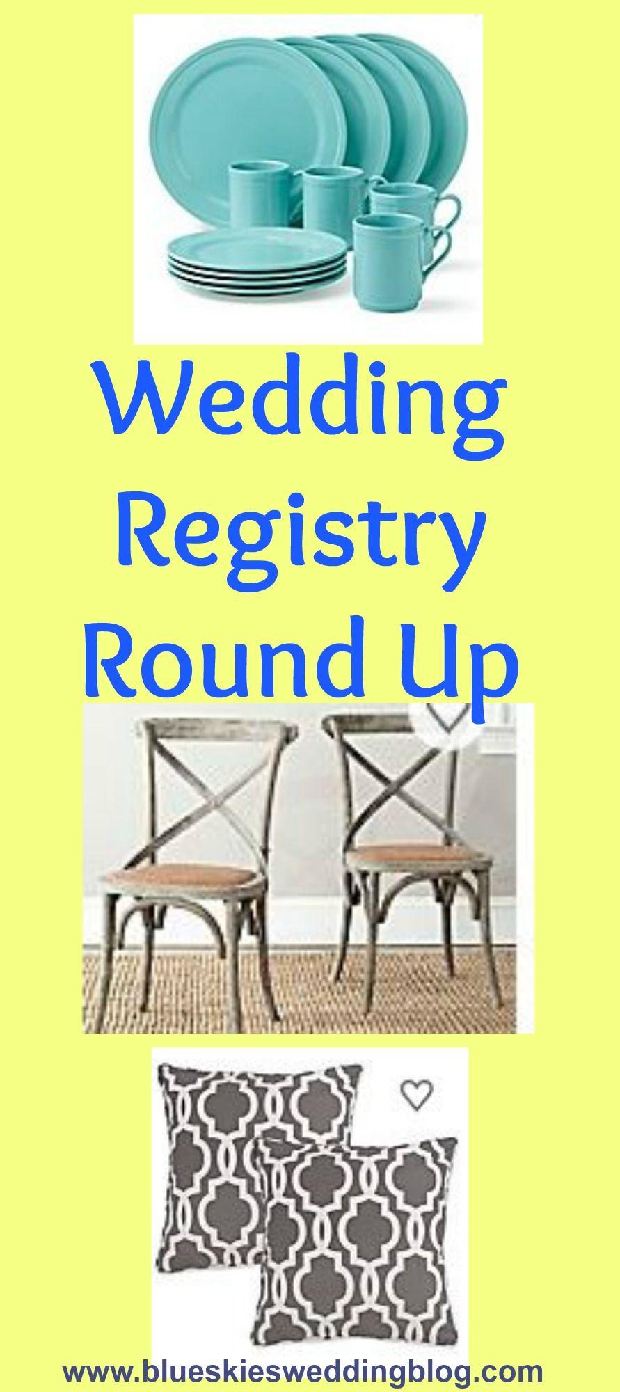 Wedding Registry Round Up Best wedding registry