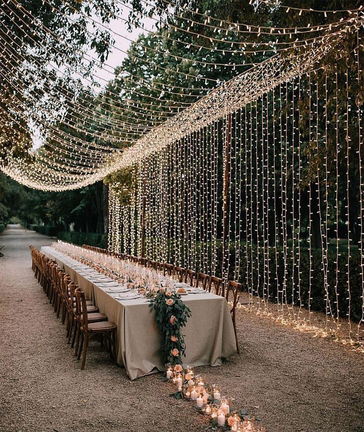 Photo of 10 tips to throw your dream wedding in the back yard