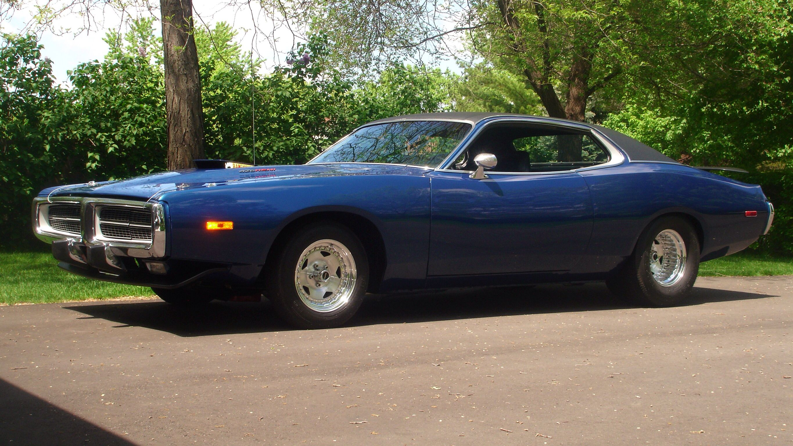 small resolution of 1972 73 charger with a 426 hemi