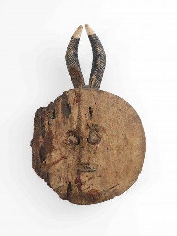 États Unis lisse achat spécial Baule Goli mask - FÉTICHE   Venus Over Manhattan   Baoulé ...