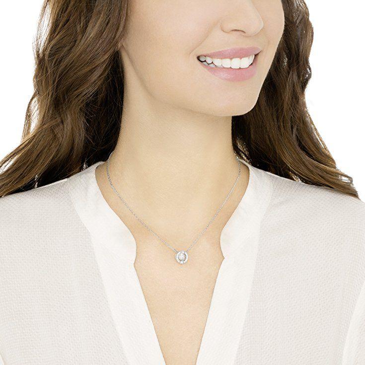 Pin auf Swarovski Halsketten, Anhänger, Ketten