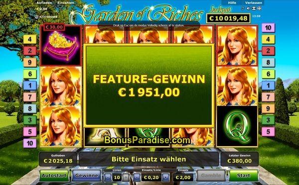 Spiele BloГџom Garden - Video Slots Online