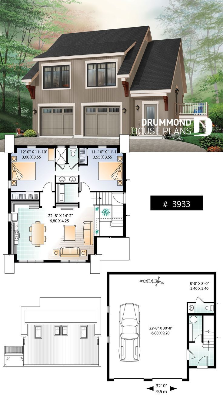 Big House Floor Plans House Plans In 2020 Carriage House Plans Garage Apartment Floor Plans Garage House Plans