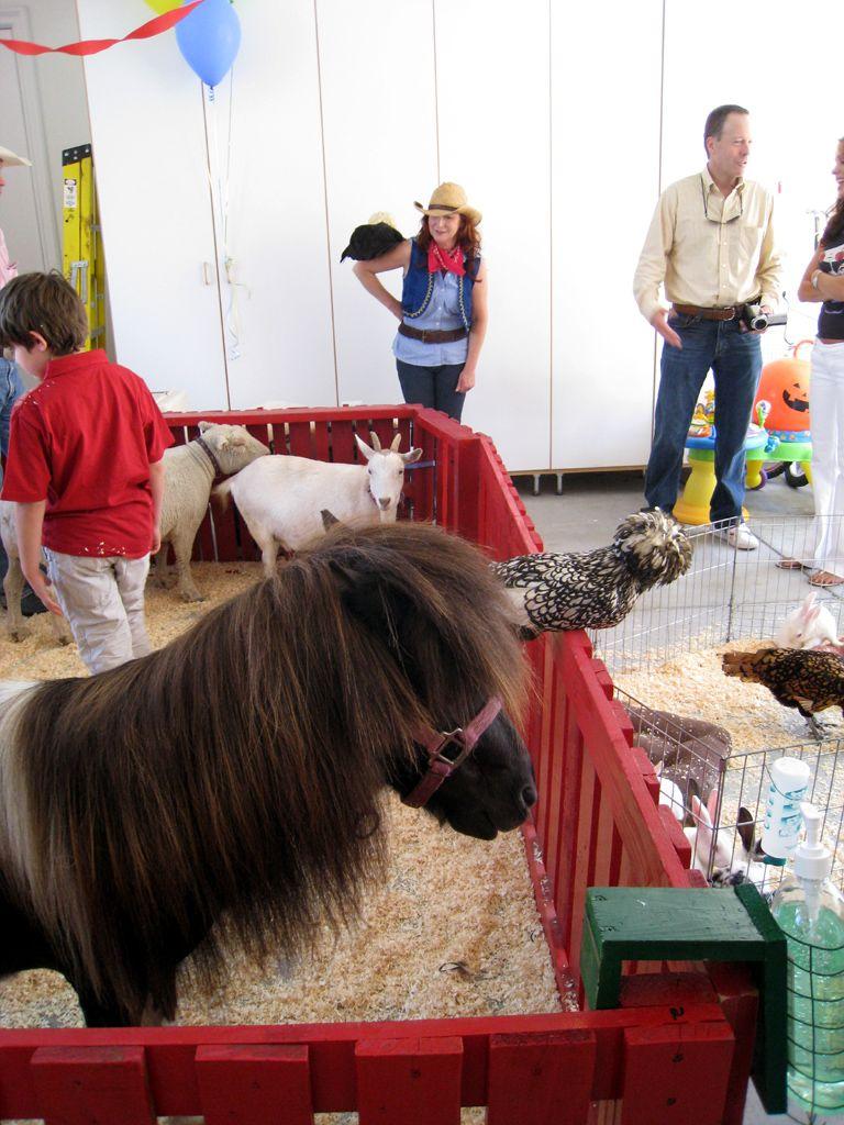 mobile petting zoo michigan