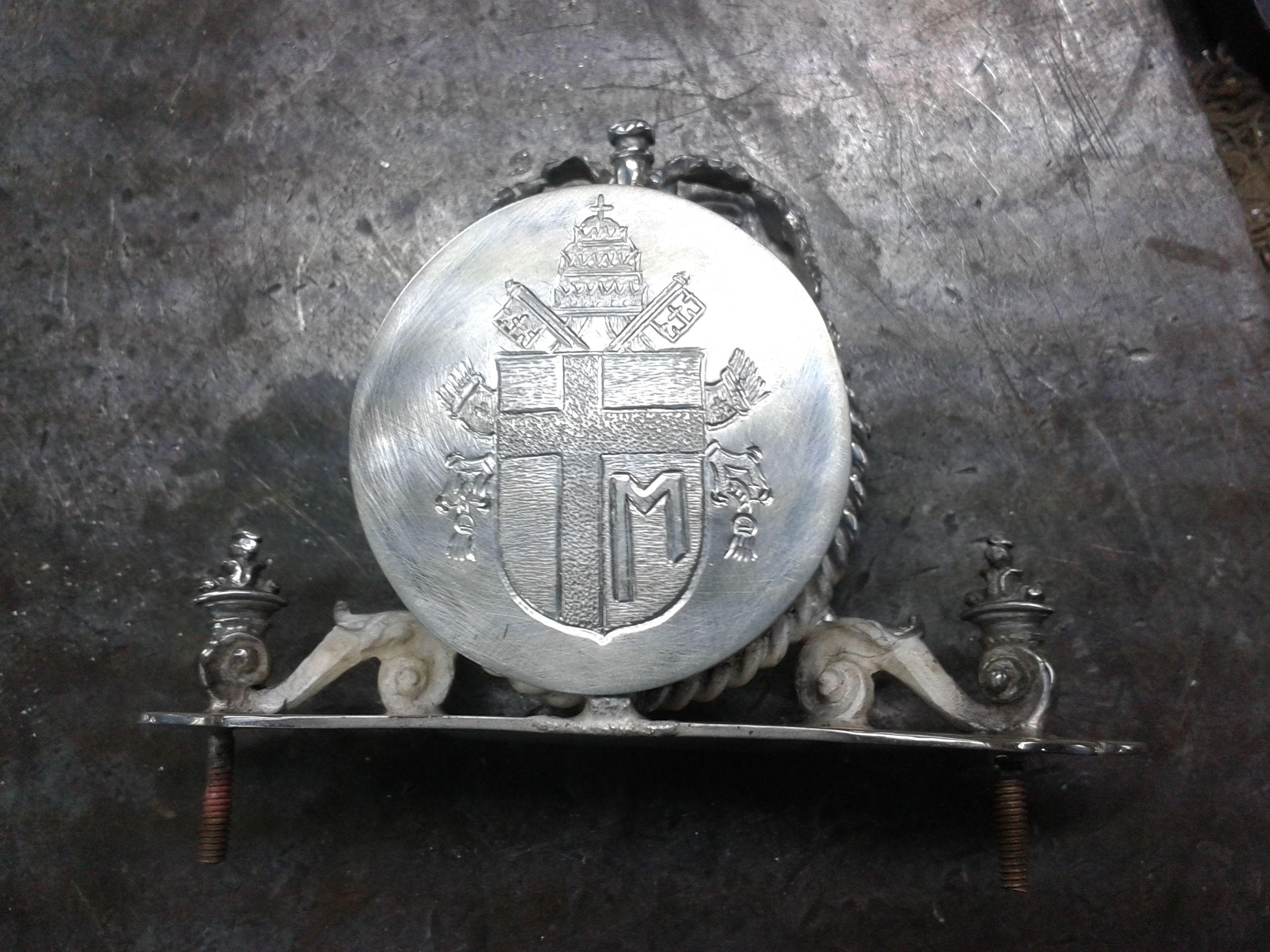 Cristo de la Coveta Catedral de Valencia Bendici³n del Relicario de San Juan Pablo II