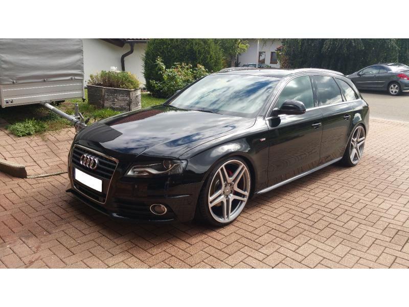 Audi A4 Avant 2 0 Tfsi S Line Sportpaket Autoan De Gebrauchtwagen Verkauf