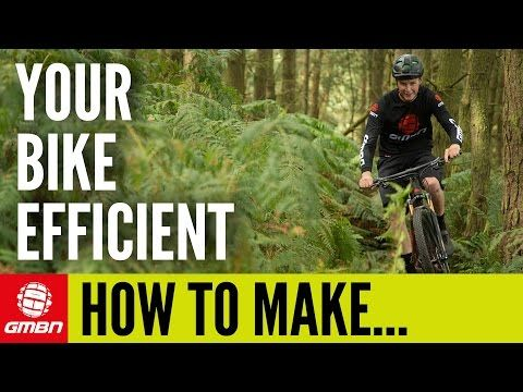Watch How To Make Your Mtb Faster And More Efficient