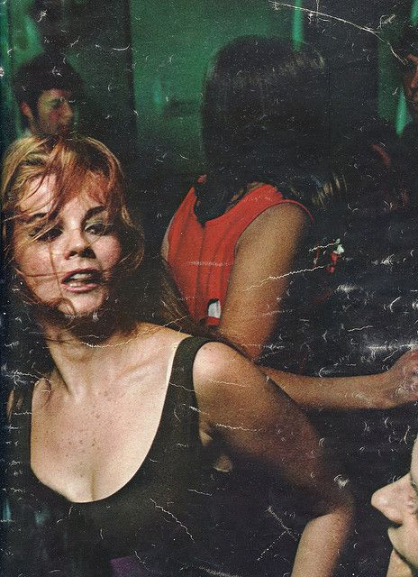 Discothèque. Esquire, 1966 ANN MARGARET