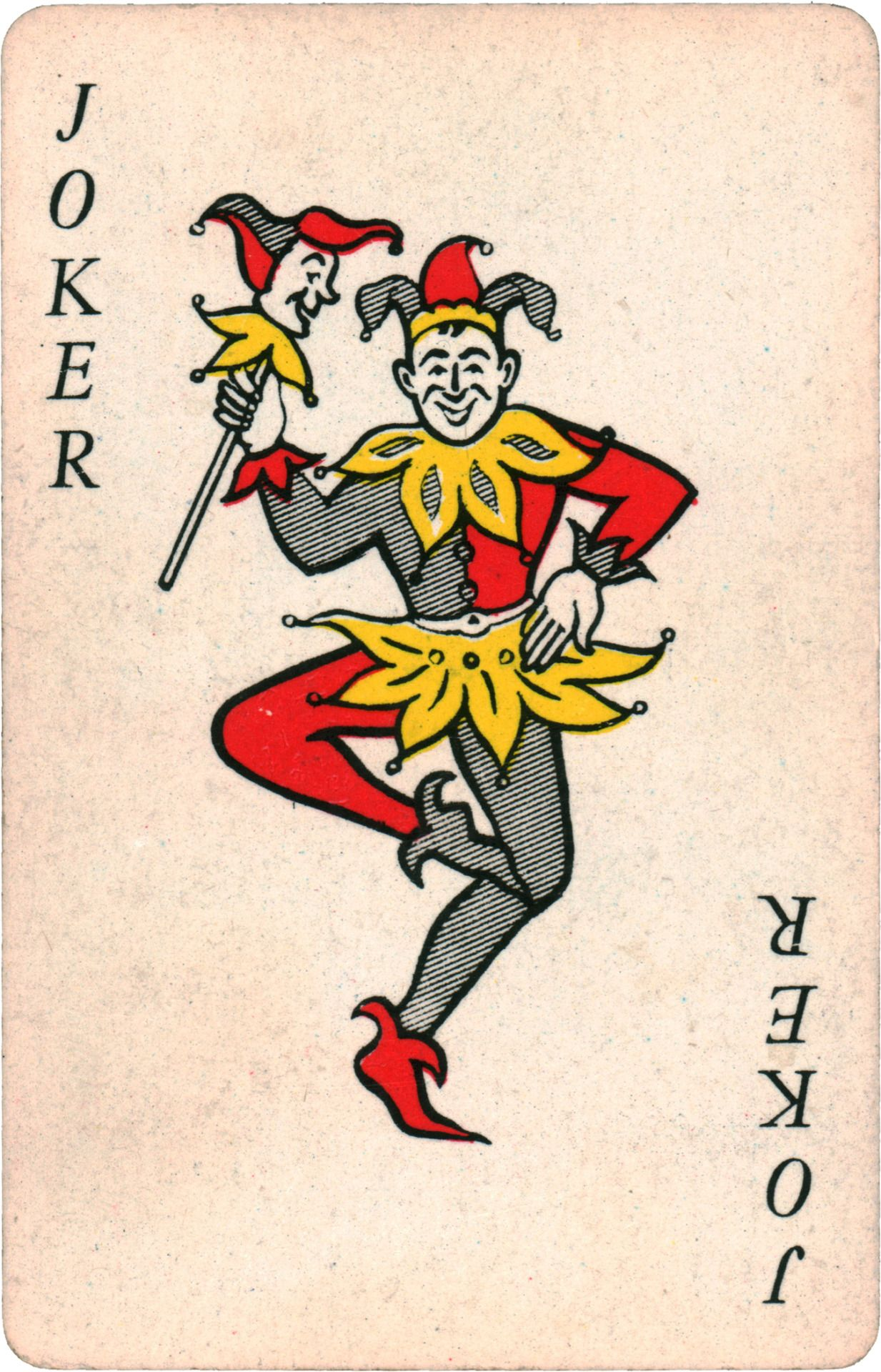 Joker of the Day in 2020 Joker playing card, Joker card