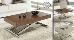 Mesa de centro-comedor, elevable y extensible MELEVO. | House ...