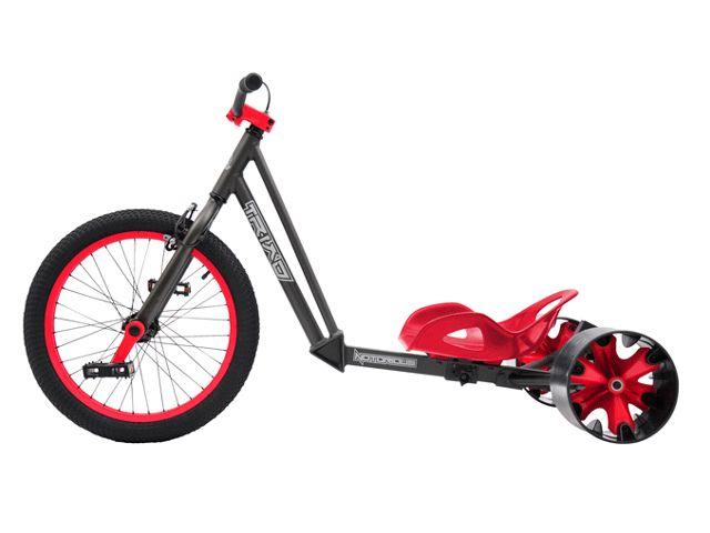 "kunstform?! ""Notorious"" BMX Drift Trike - black/red"