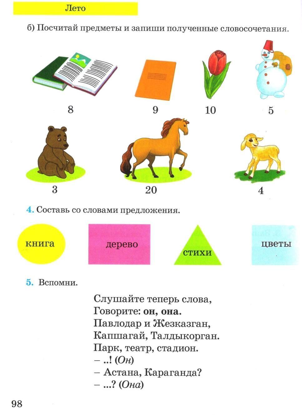 Городская олимпиада по русскому языку 4 класс с ответами