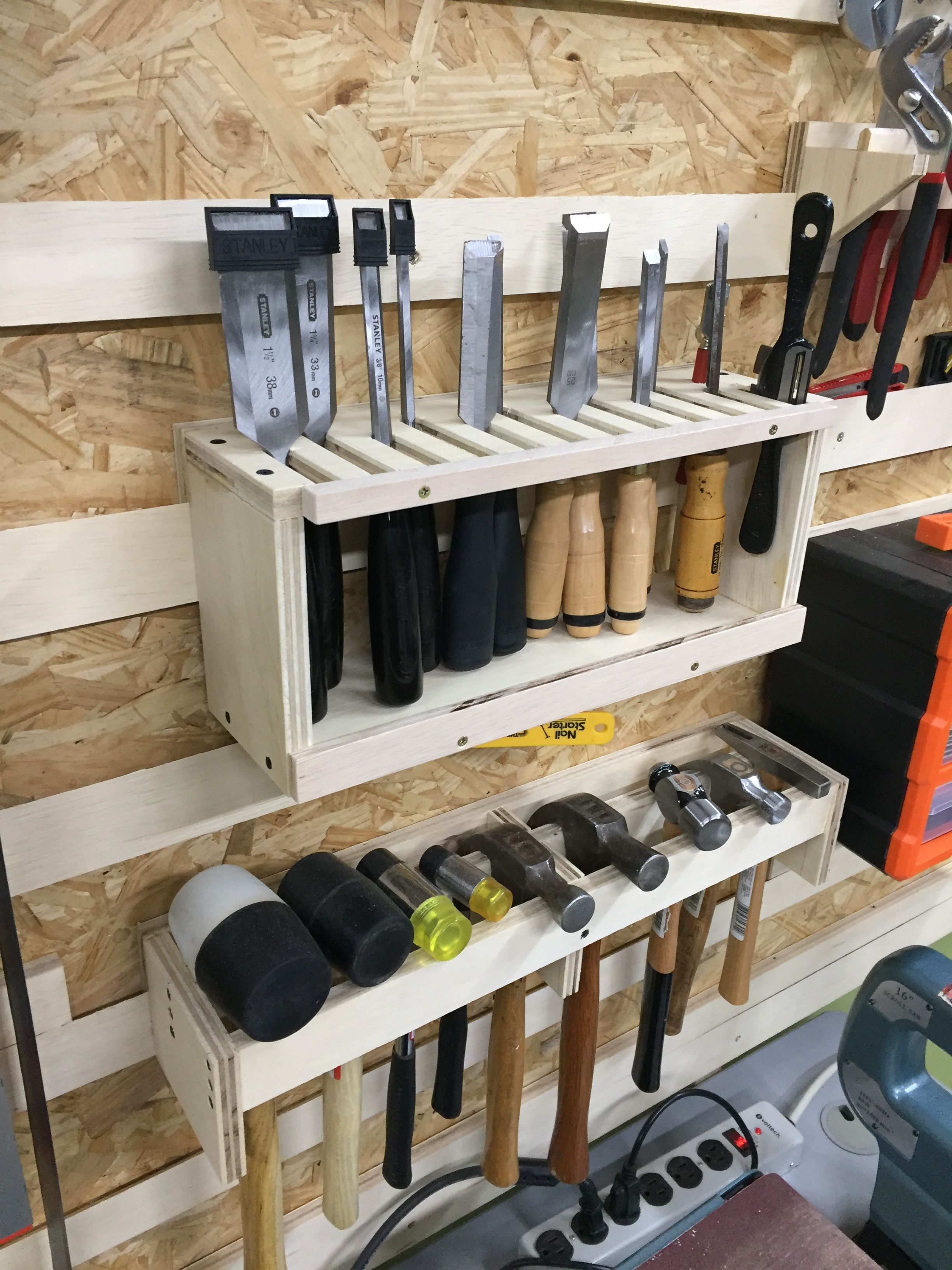 Like The Hammer Rack Hand Tool Organizers In 2019