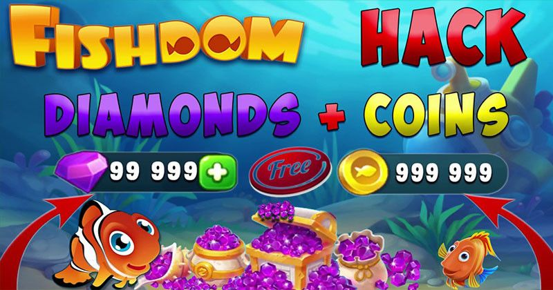 Fishdom Hack 2019 - Online Cheat For Unlimited Resources