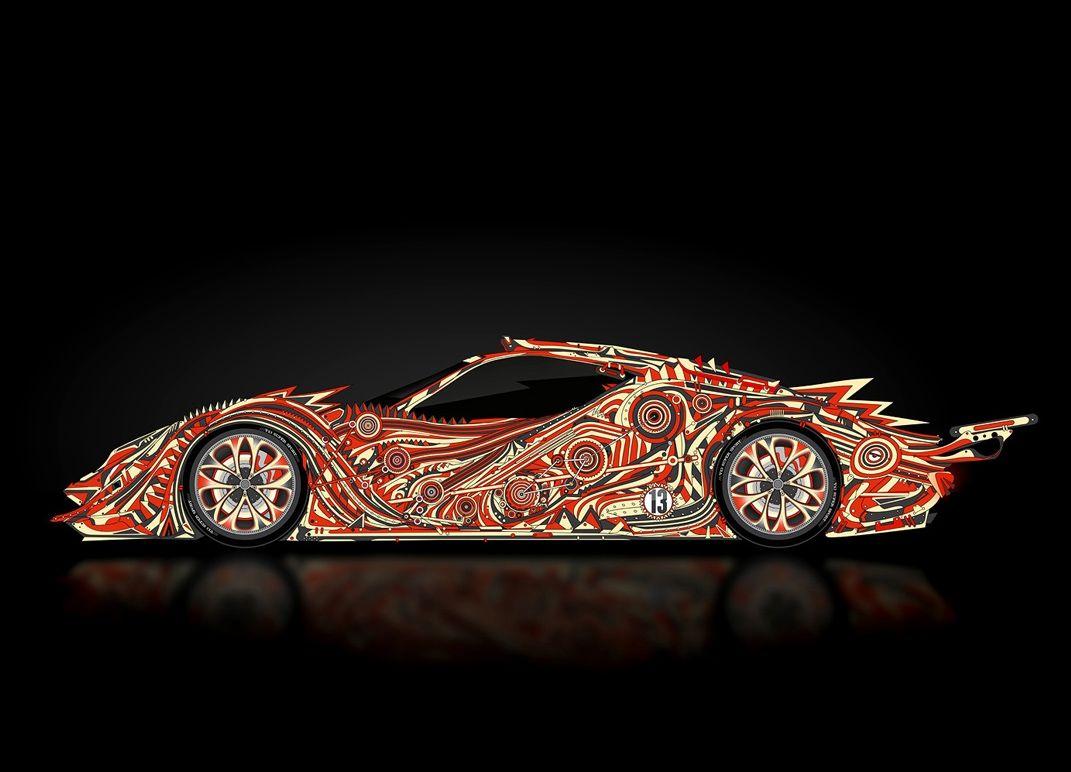 Matei Apostolescu Race Car Car illustration, Cover