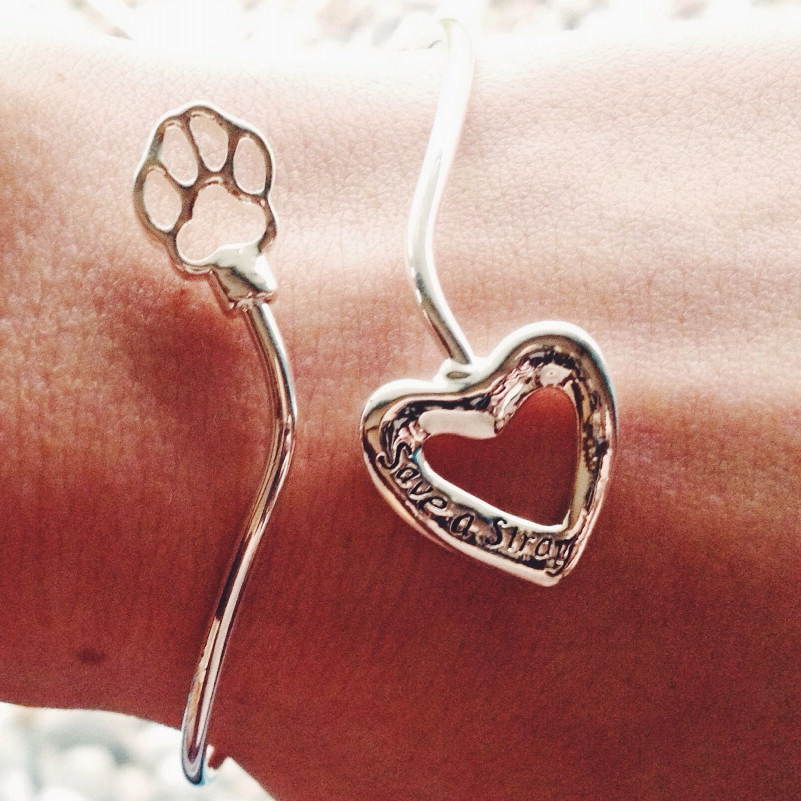 5b69373ff426 Save a Stray Bracelet- Every purchase helps animals in need!