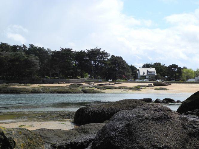 Vente maison vue mer tregastel immobilier bord de mer - Maison bord de mer bretagne ...