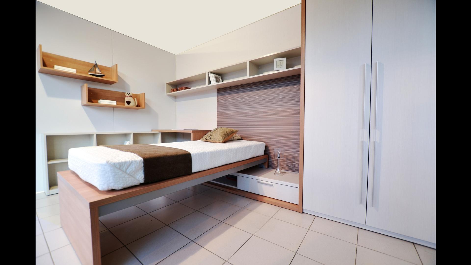 Habitaci n juvenil moderna de dise o a medida web for Mobiliario habitacion matrimonio