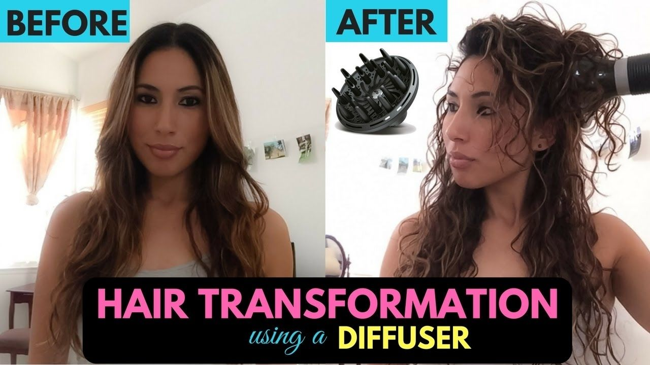 How To Use A Diffuser On Straight Hair Cuteandeasyhairstyles Net