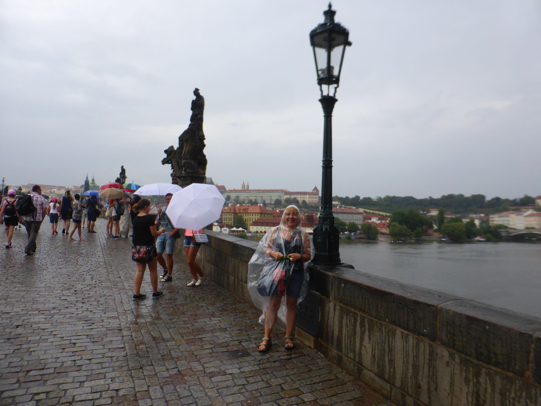 Al Pont de Carles - Praga (Txèquia)