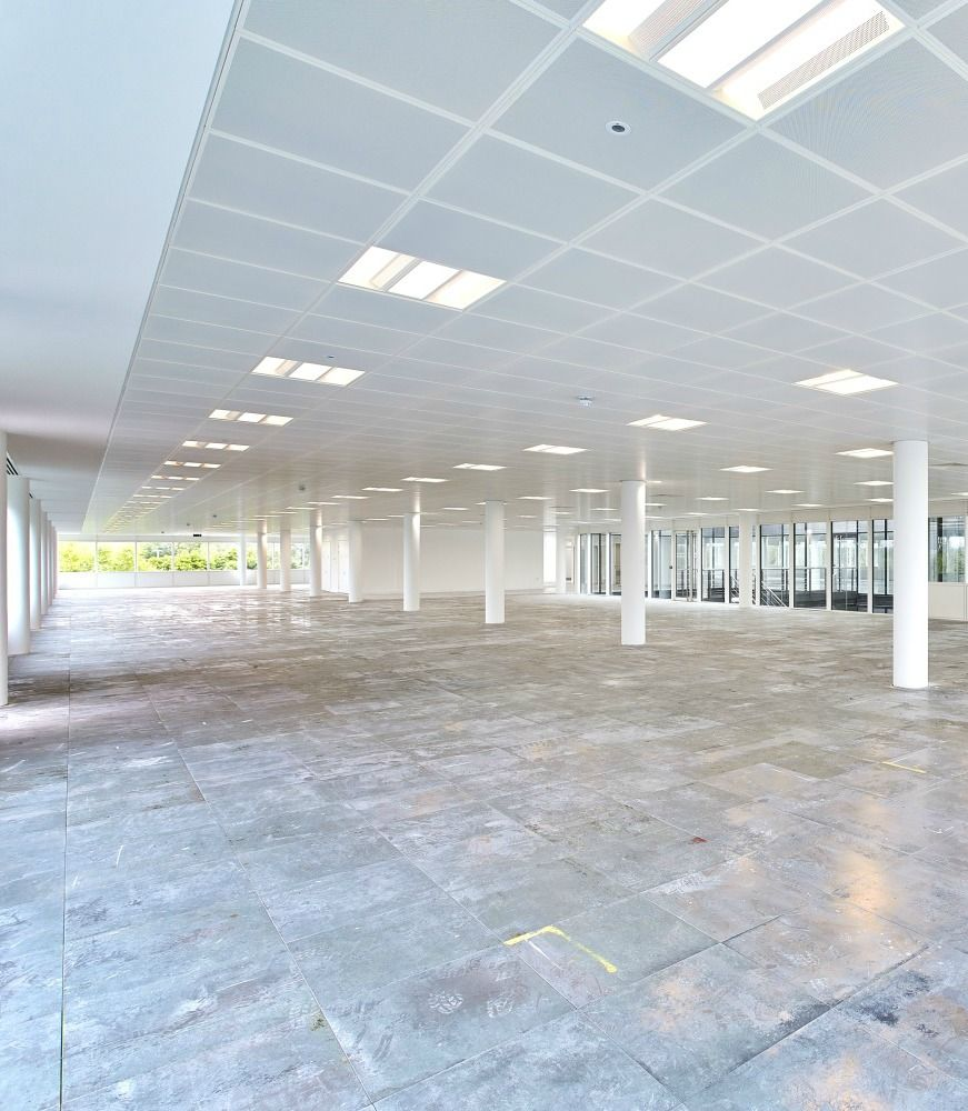 Oxford Properties' Cat A Fit Out Office fit out, Open