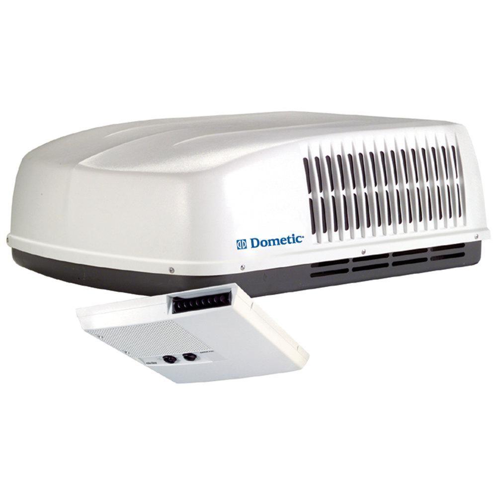 Dometic Brisk Air 13 5 Cg Upper Unit Polar White 477915axx1c0 The Home Depot Rv Air Conditioner Camping Supplies Rv Camping