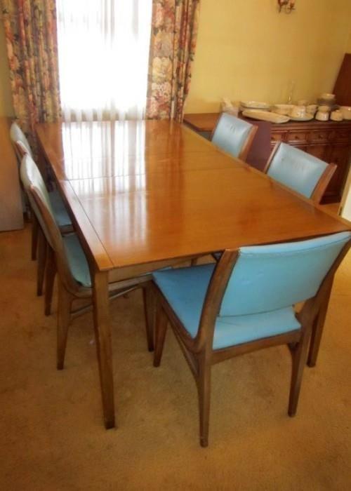 Found On Estatesales Mid Century Modern Drexel Profile Endearing Drexel Dining Room Furniture Decorating Design