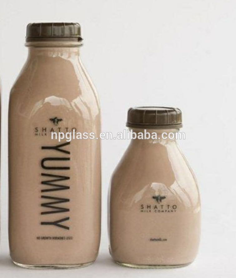 L Liter Glass Milk Bottle With Plastic Cap Photo Detailed About L Liter Glass Milk Bottle With Plastic Cap Picture On Al Glass Milk Bottles Milk Bottle Bottle