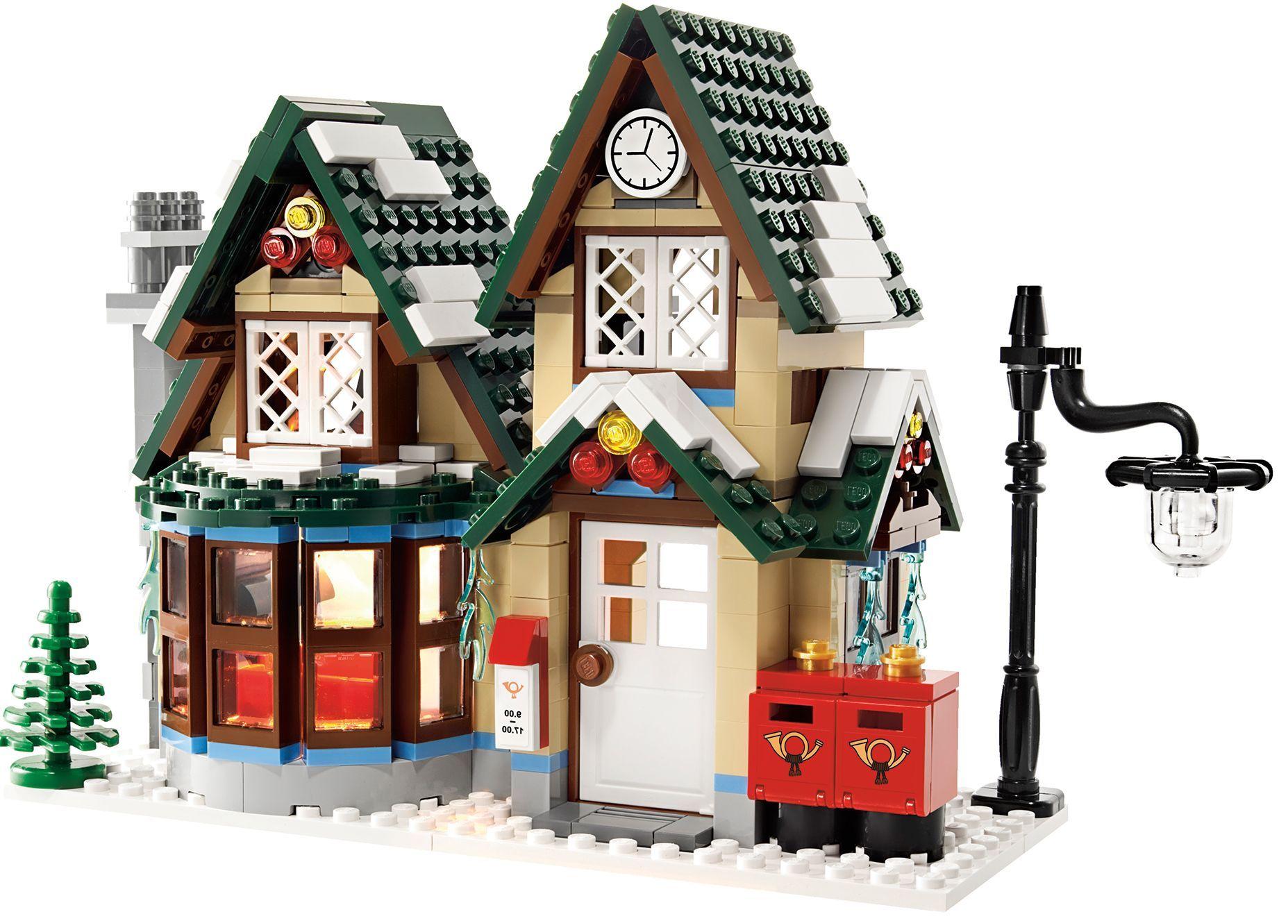 lego office. Lego Winter Village Post Office - Google Search