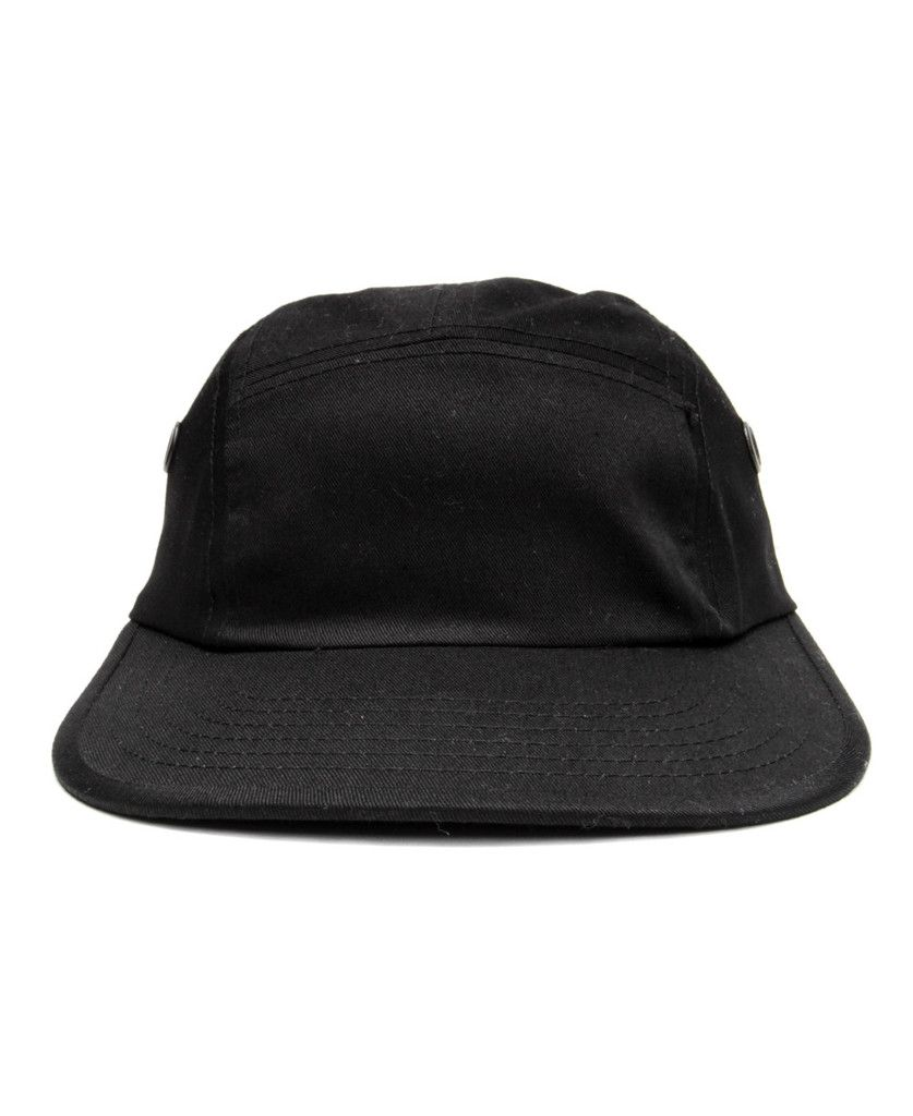 e96982410f00b Rothco - Military 5-Panel Street Cap (Black)