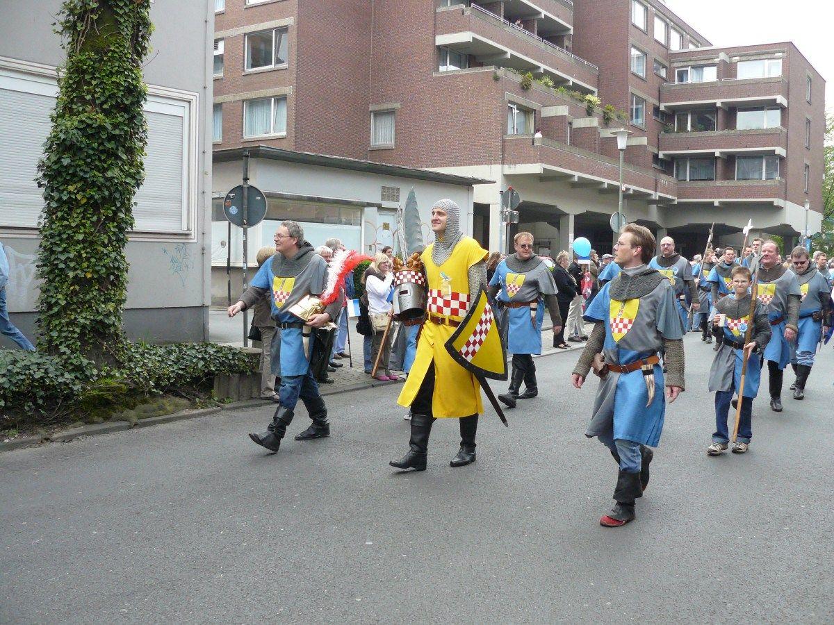 Maiabendfest Bochum Tradition Seit 1388 Bochum Ruhrgebiet Vfl Bochum