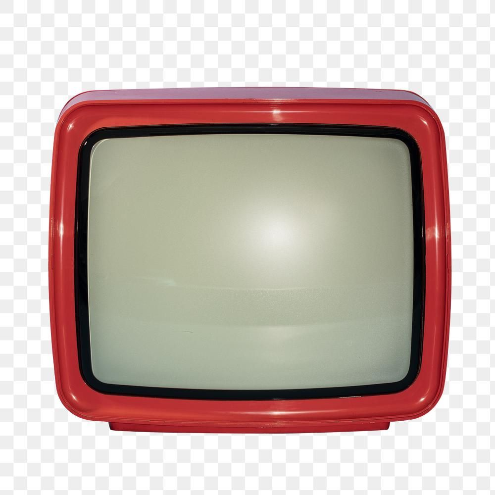Retro Red Television Transparent Png Premium Image By Rawpixel Com Jira Retro Png Television