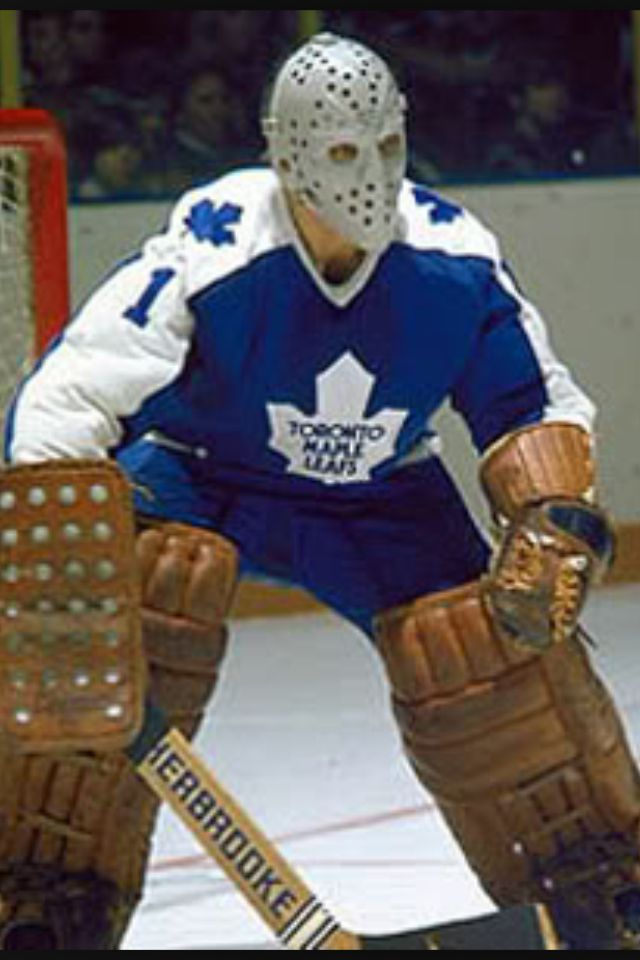 Jacques Plante (1970-73) | 5 • Toronto Maple Leafs Goalies ...