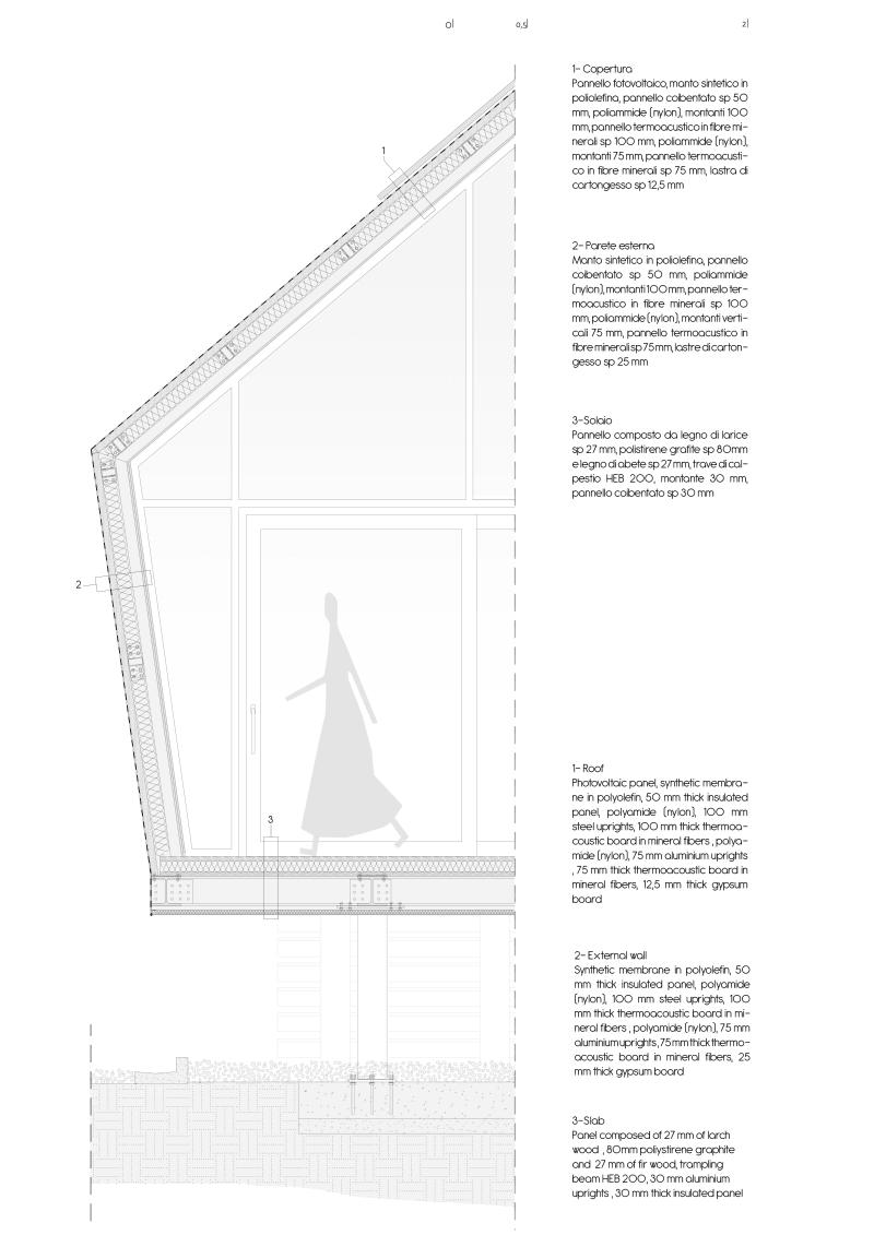 Lda Imda Architetti Associati Medulla Studio House In The Orchard Divisare Avec Images Mobilier