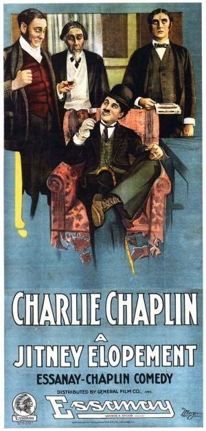 A JITNEY ELOPEMENT // usa // Charles Chaplin 1915