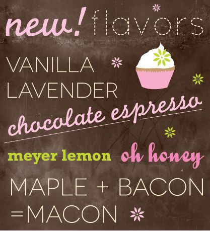 Anyone tried the Vanilla Lavendar? I want to take that for a spin. oh, and the maple bacon ofcourse.