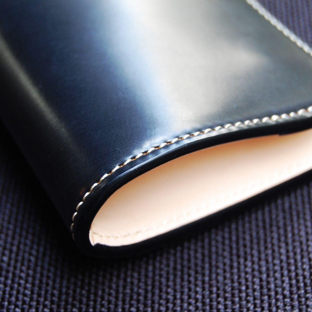81f7d910e79a WILDSWANSのミニ財布・PALM(パーム)。こちらは外装にホーウィン社の ...