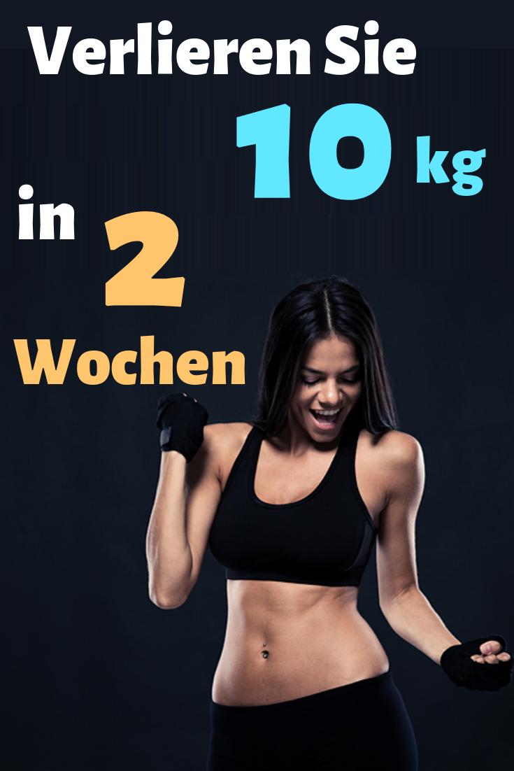 Ich kann 10 Kilo 2 Wochen schwanger verlieren