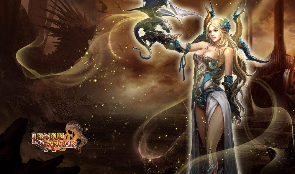 24 League Of Angels Ideas League Of Angels League Angel Warrior
