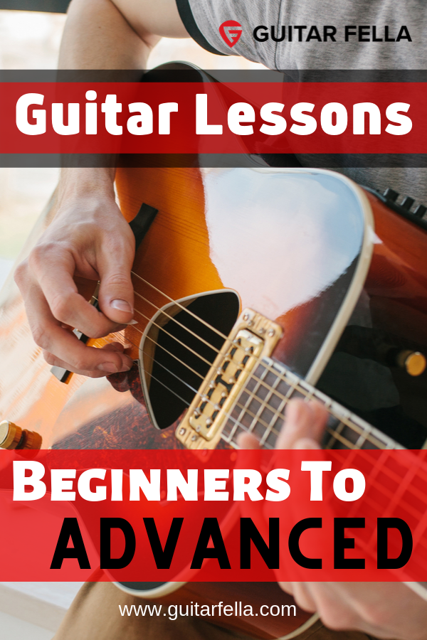 5 Best Online Guitar Lessons Websites [2019 Update