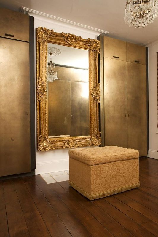 Metallic Interiors Lively Up Yours Silver And Gold
