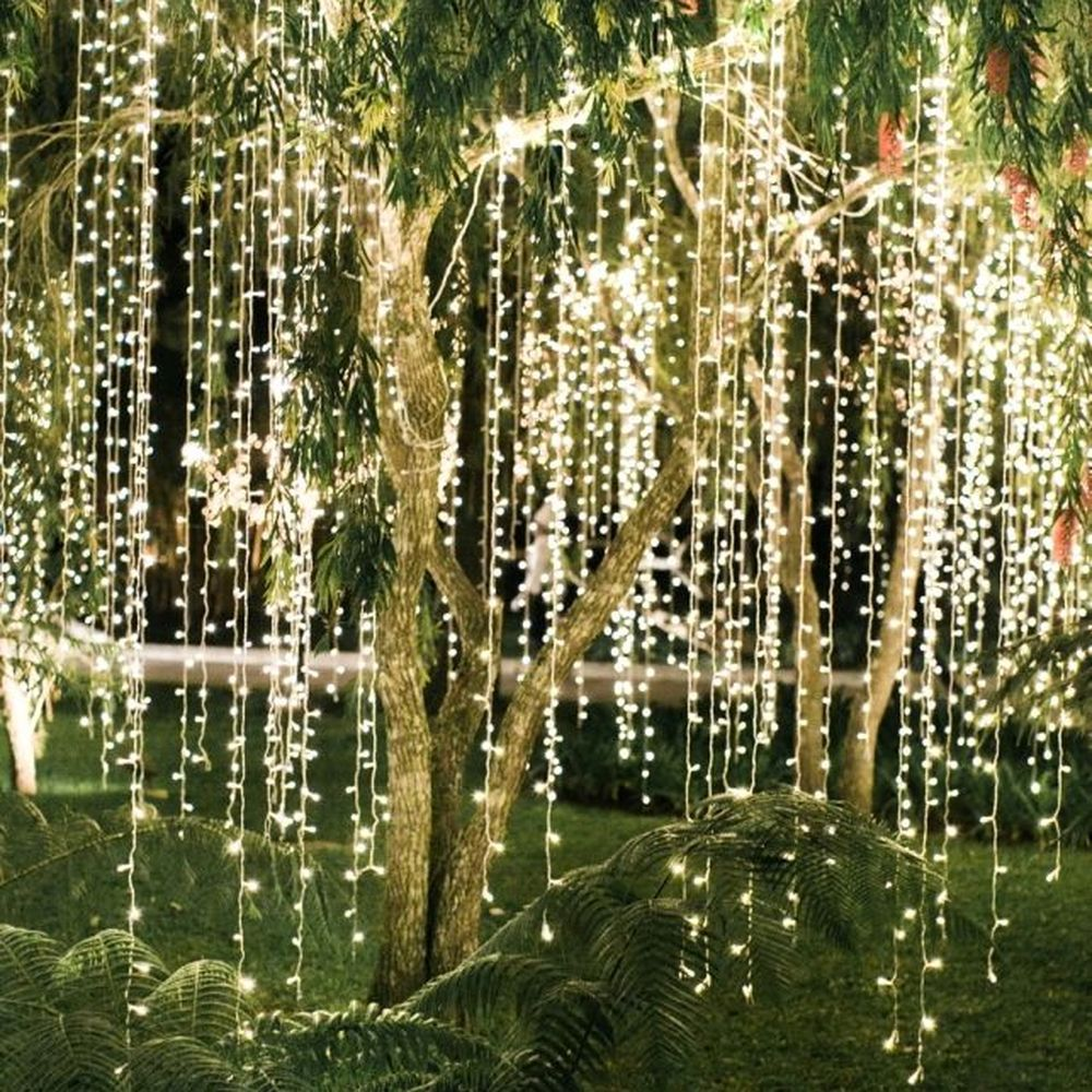 Magical Wedding Backdrop Ideas: 7 Easy, Pro Tips To Create Magical Outdoor Lighting