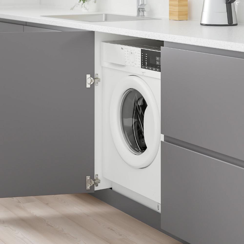 Tvattad Einbauwaschmaschine Weiss Ikea Deutschland Ikea Wasche Eingebaut