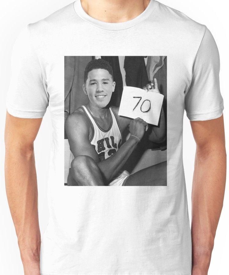 half off 63627 92ef4 Devin Booker - 70pts vs Celtics | Slim Fit T-Shirt in 2019 ...