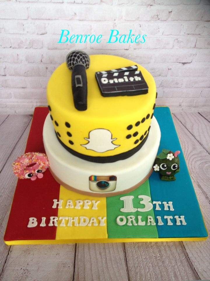 image result for snap chat birthday cake cake recipes in 2018