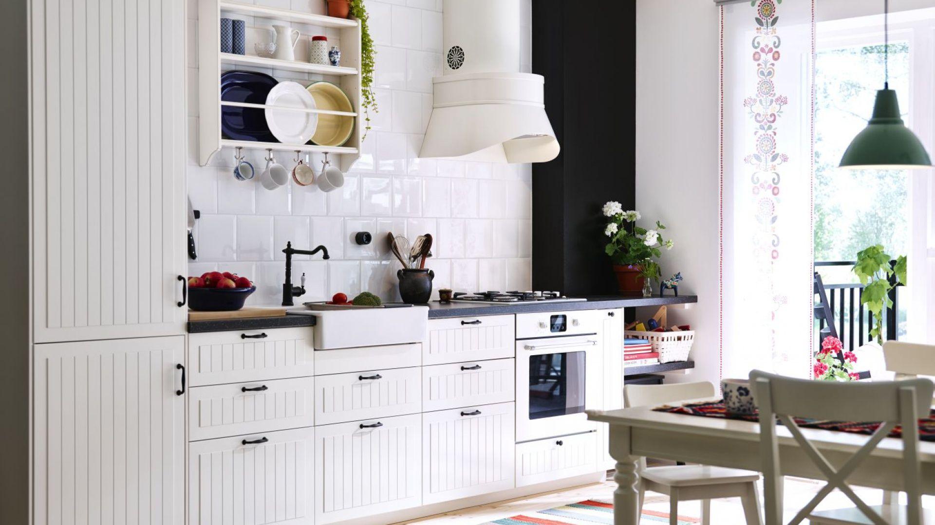 Ceramiczny Zlew W Kuchni Kuchnie Kuchnia Ikea Ikea I
