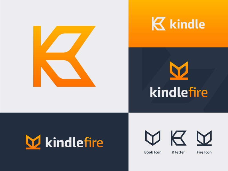 Blue S Kindle Rebranding Book Icons