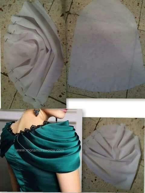 Способы моделирования рукавов #подборка..   АТЕЛЬЕ