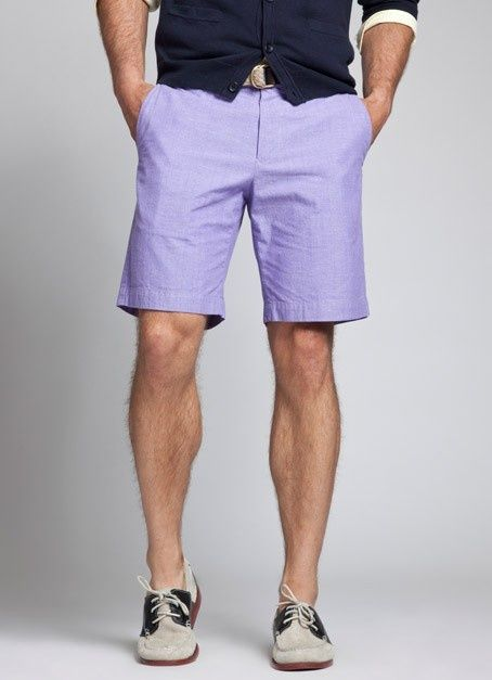 Shorts and Shoes